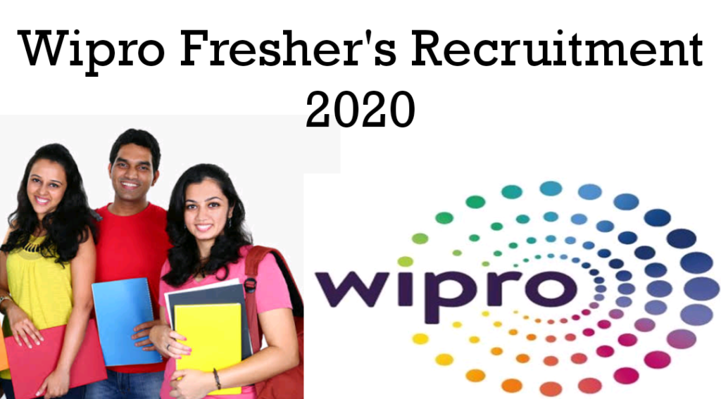 Wipro careers Freshers Recruitment Apply Now