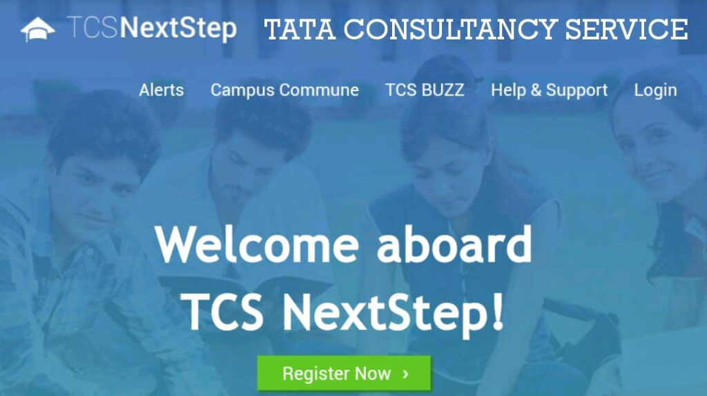 TCS NextStep Login Page For Freshers Apply Now